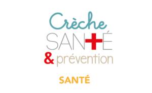 logo crèche santé et prévention